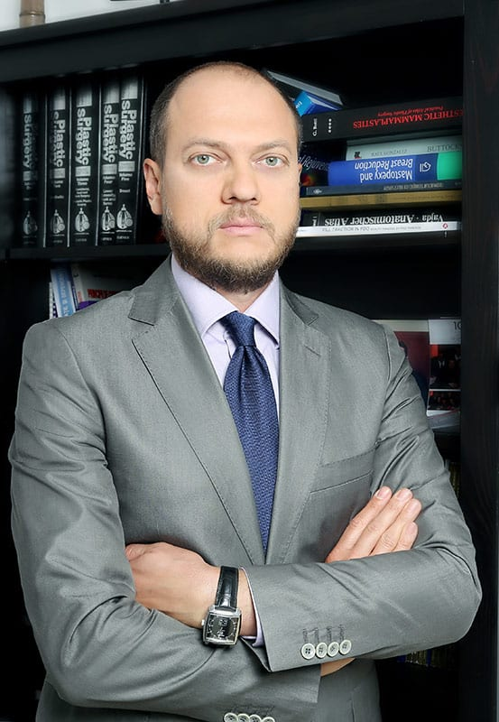 Dr. Florin juravle Medic Chirurg Estetician din bucuresti, Sef de sectie