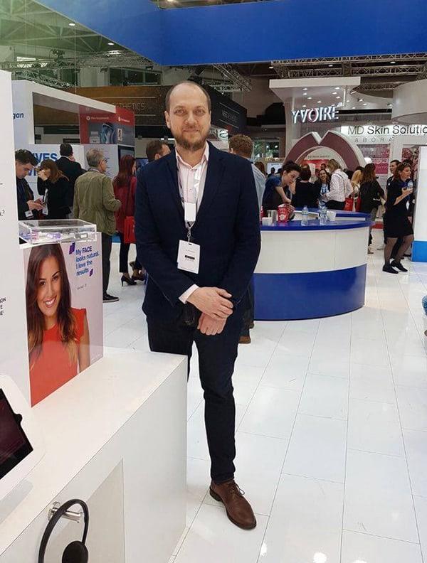 Dr. Florin Juravle la congresul International de Medicina Estetica, Monaco