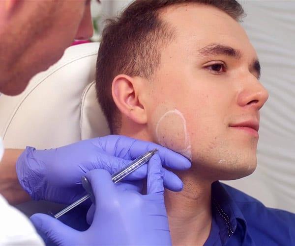 mandibula barbati injectie dr juravle-1