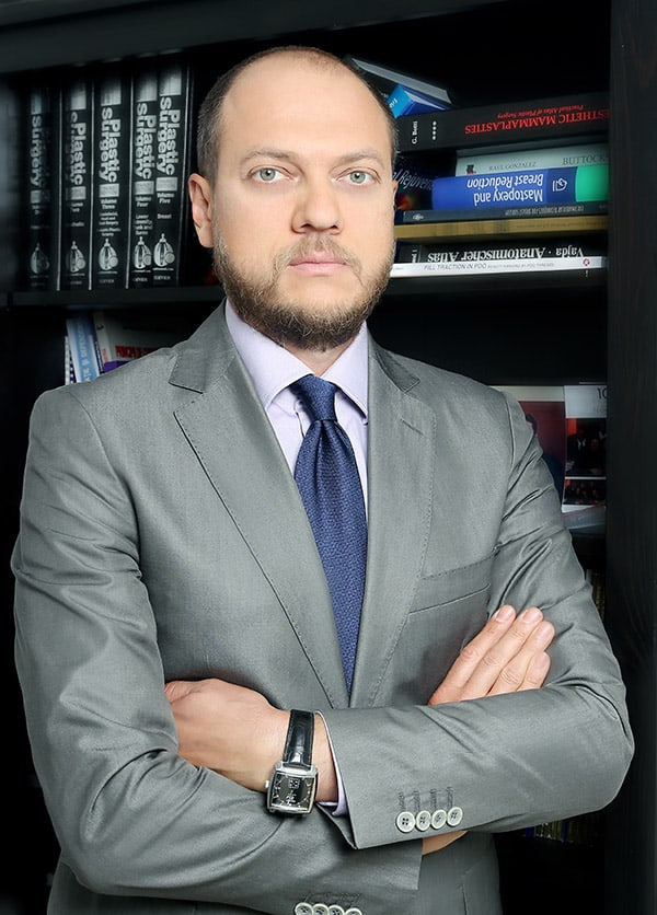 Dr Florin Juravle chirurg estetician