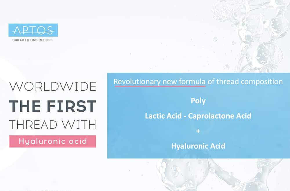 Lifting cu Fire APTOS cu Acid Hialuronic